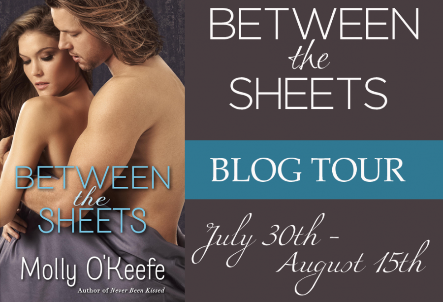 Between the Sheets Blog Tour
