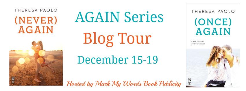 Again Series Blog Tour