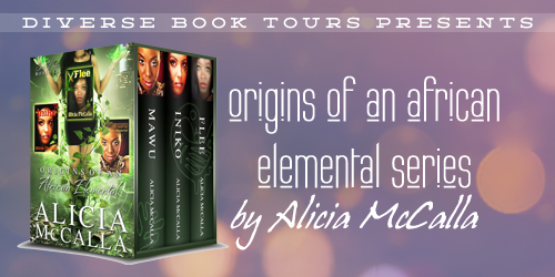 Origins of an African Elemental Blog Tour