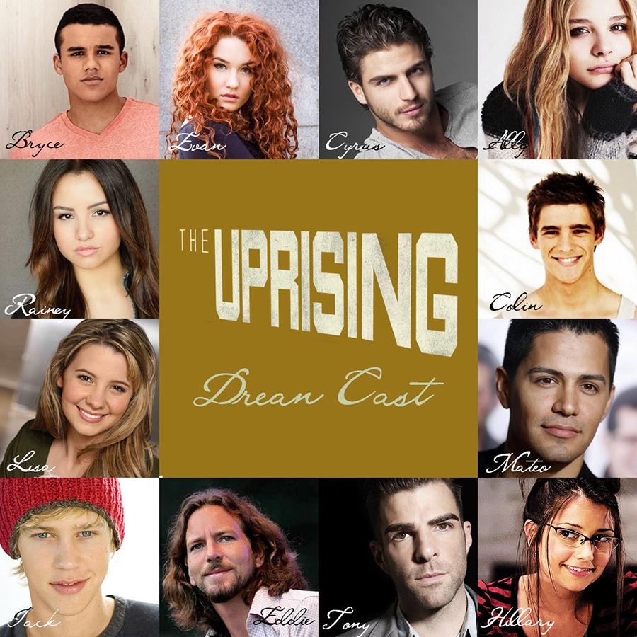 The Uprising Dream Cast
