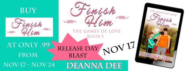 Finish Him Release Day