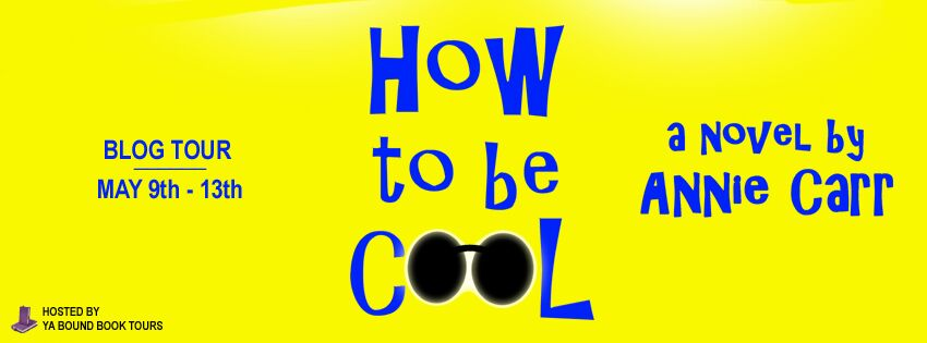 How to be Cool Blog Tour