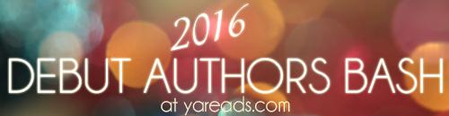 2016 Debut Authors Bash