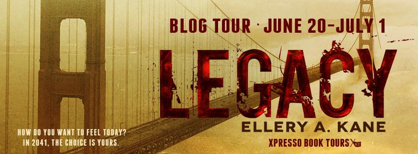 Legacy Blog Tour