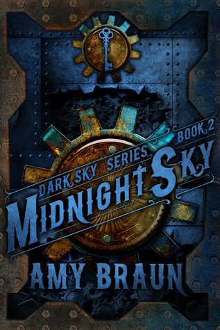 Midnight Sky (Dark Sky #2) by Amy Braun