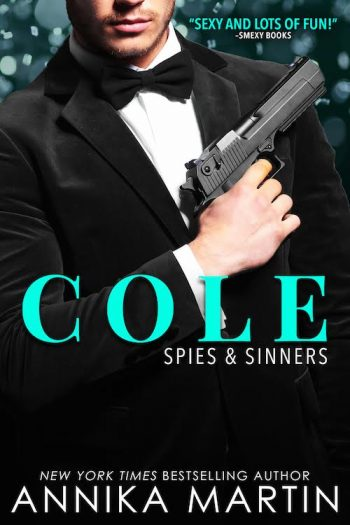 COLE (Spies & Sinners #1) by Annika Martin