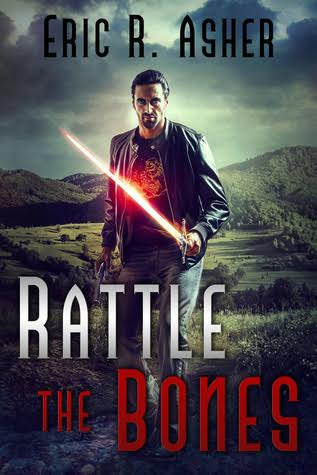 RATTLE THE BONES by Eric Asher