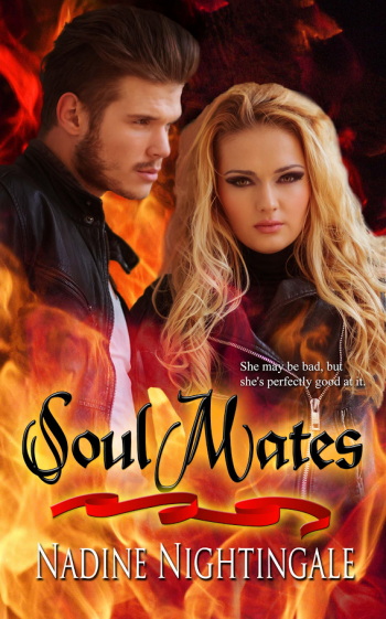 SOULMATES (Drag.Me.To.Hell #2) by Nadine Nightingale