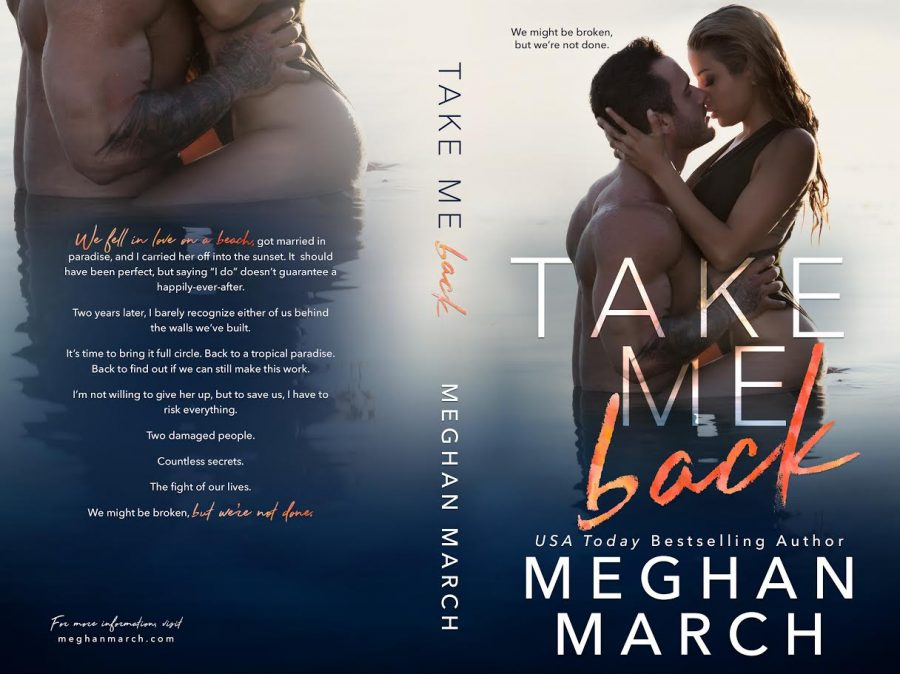 TAKE ME BACK by Meghan March (Full Cover)