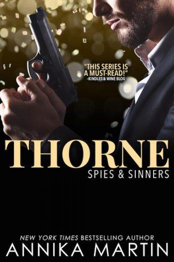 THORNE (Spies & Sinners #3) by Annika Martin