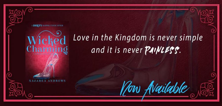 WICKED CHARMING Release Day