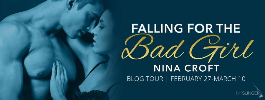 FALLING FOR THE BAD GIRL Blog Tour