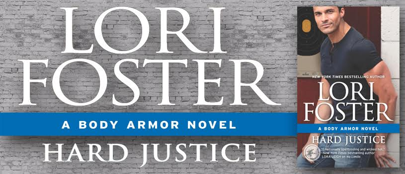 HARD JUSTICE Release Blitz