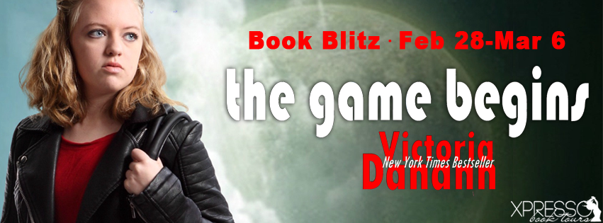 THE GAME BEGINS Book Blitz