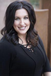 Author Rebecca Shea
