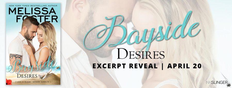 BAYSIDE DESIRES Excerpt Reveal