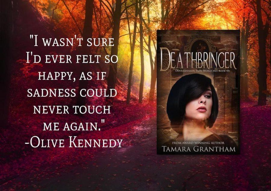 DEATHBRINGER Teaser 1