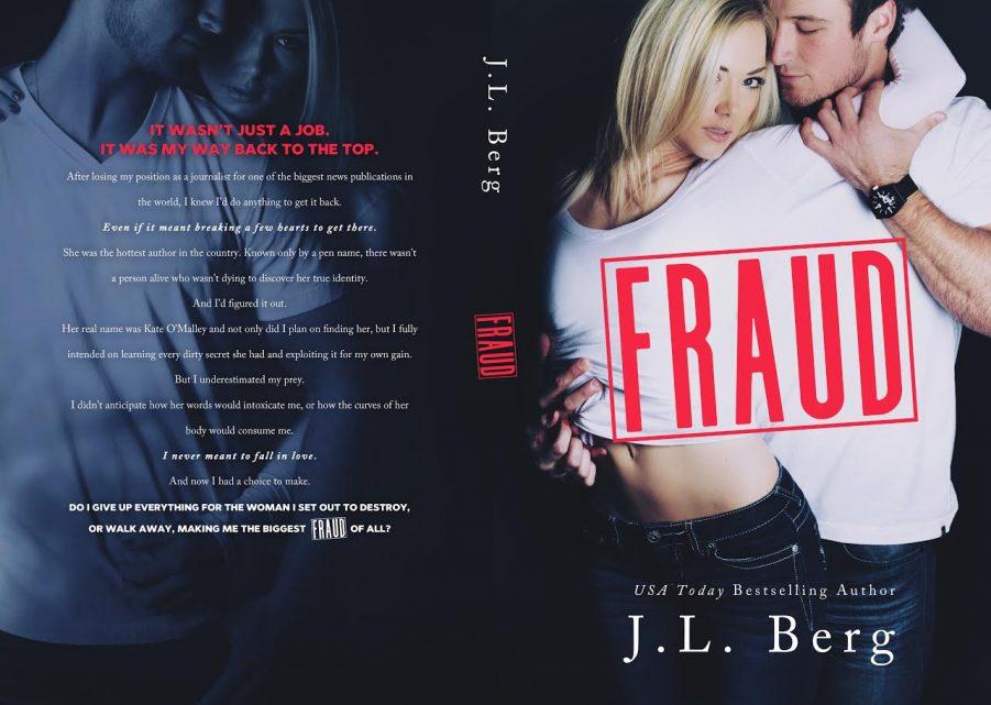 FRAUD by J.L. Berg (Full Cover)