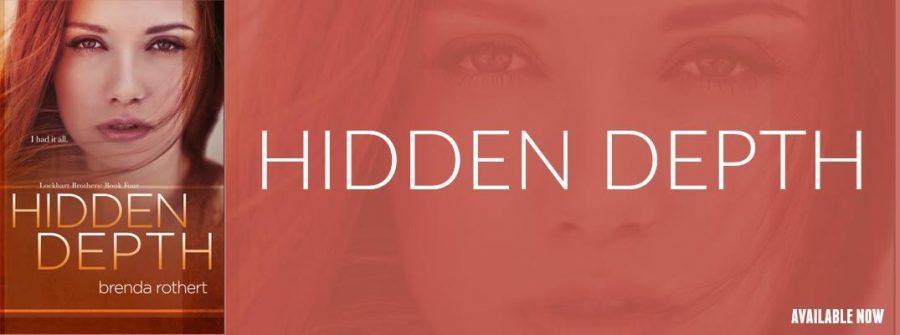 HIDDEN DEPTH Release Day