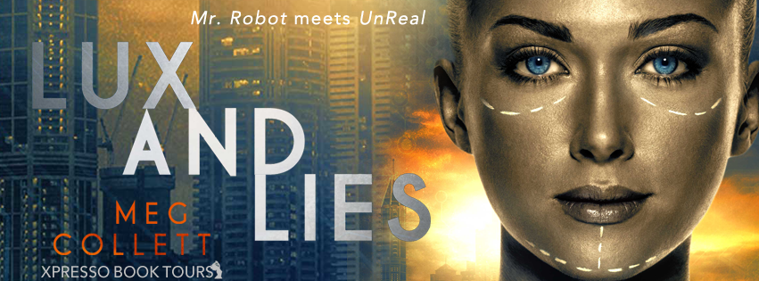 LUX AND LIES Cover Reveal