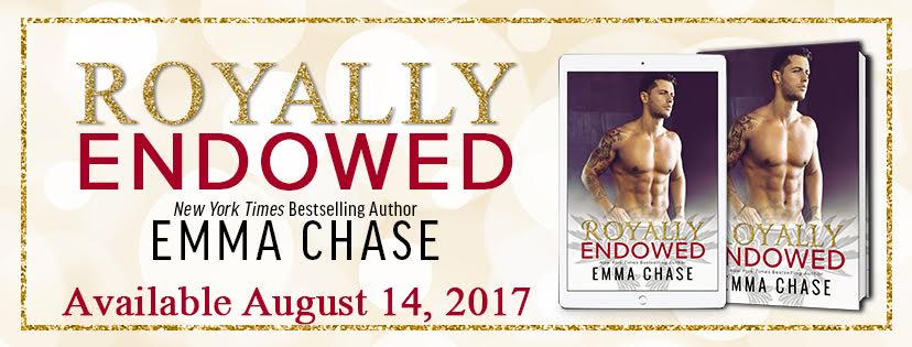 ROYALLY ENDOWED Cover Reveal