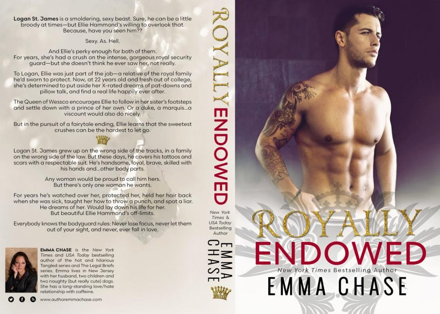 ROYALLY ENDOWED (Royally Series #3) by Emma Chase (Full Cover)