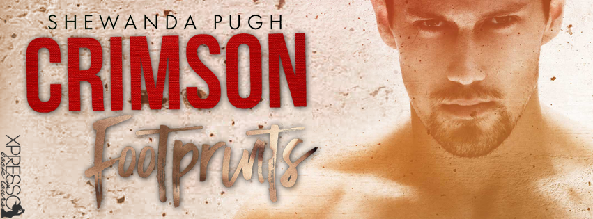 CRIMSON FOOTPRINTS Cover Reveal