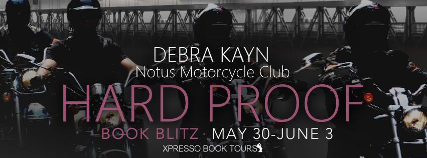 HARD PROOF Book Blitz