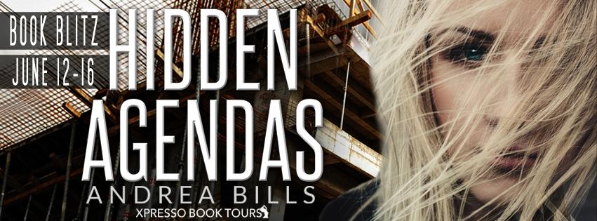 HIDDEN AGENDAS Book Blitz