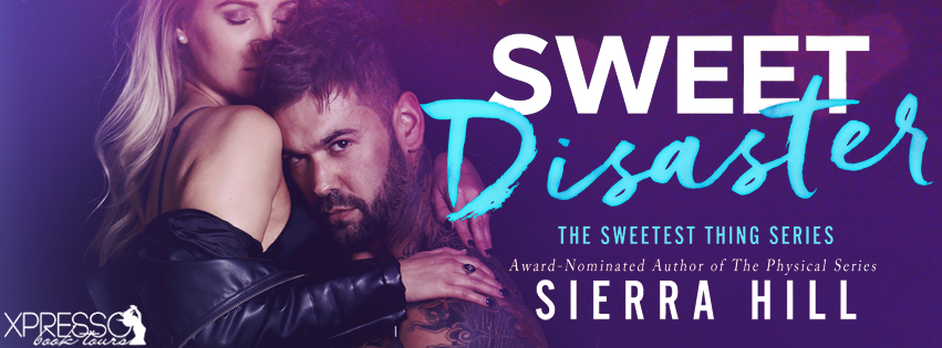 SWEET DISASTER Cover Reveal
