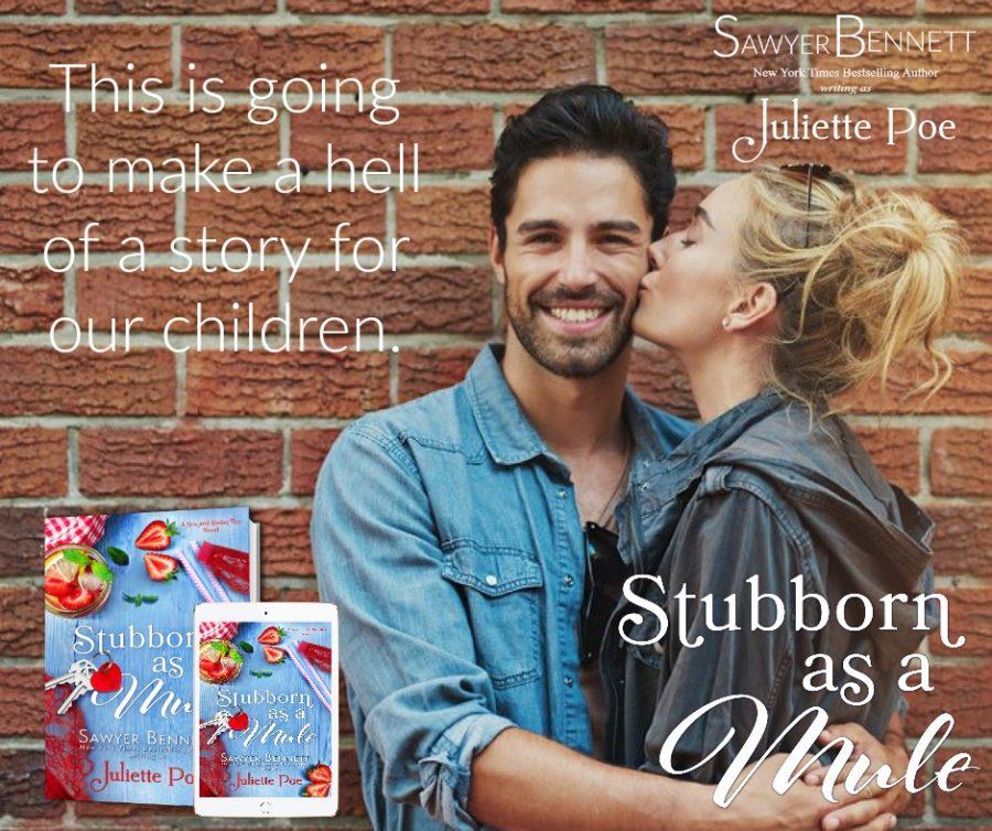 STUBBORN AS A MULE Teaser 3