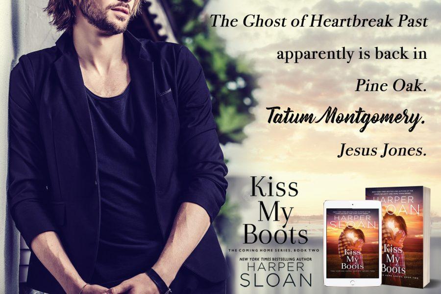 KISS MY BOOTS Teaser 2