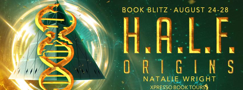 H.A.L.F. ORIGINS Book Blitz