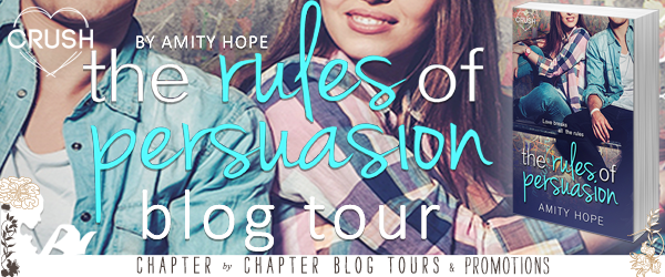 THE RULES OF PERSUASION Blog Tour