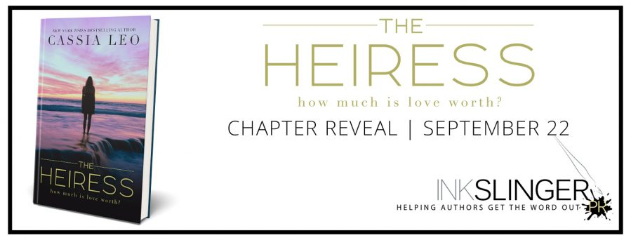 THE HEIRESS Chapter Reveal