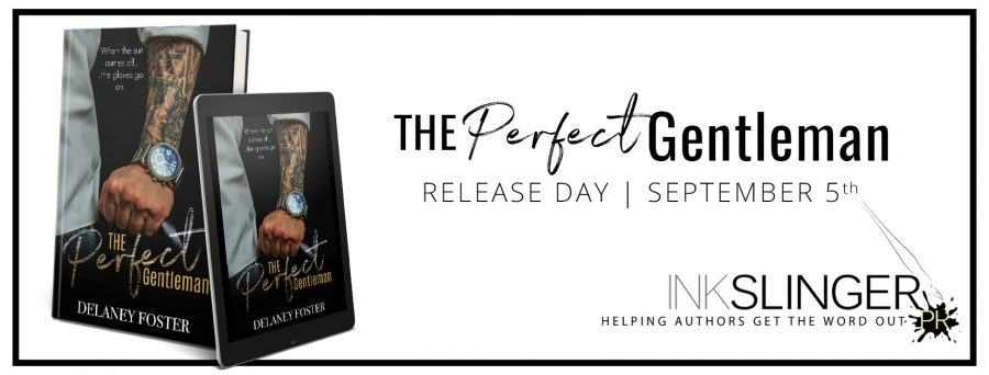 THE PERFECT GENTLEMAN Release Day