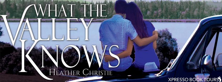 WHAT THE VALLEY KNOWS Cover Reveal