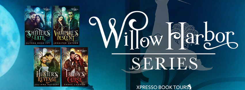 Willow Harbor Series Cover Reveal