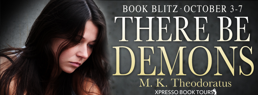 THERE BE DEMONS Book Blitz