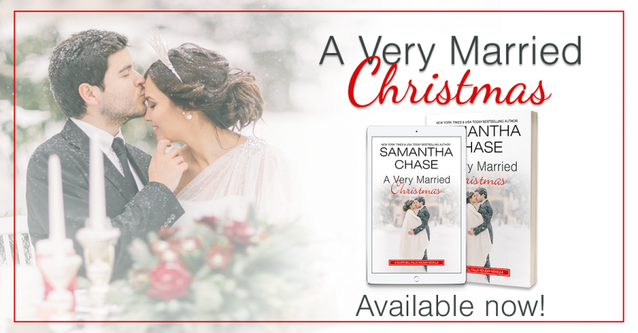 A VERY MARRIED CHRISTMAS Release Day