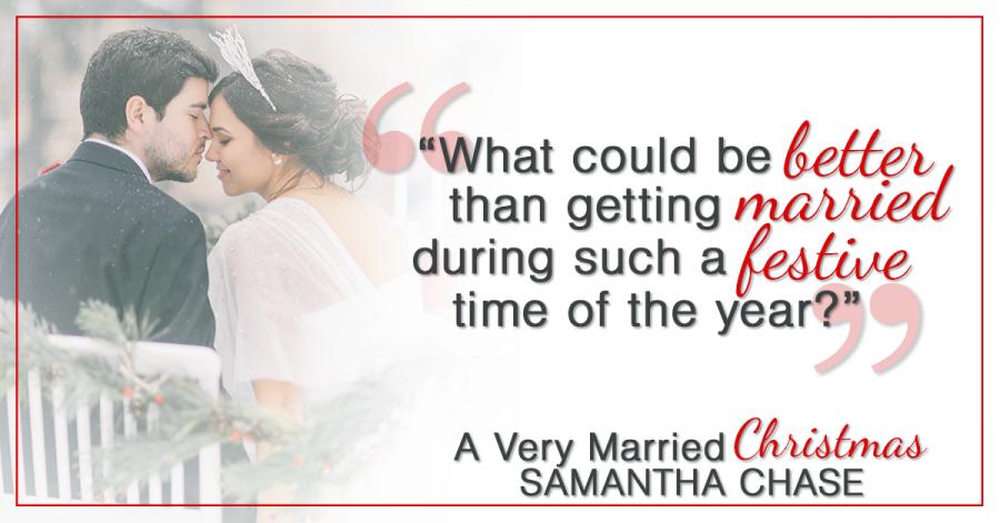 A VERY MARRIED CHRISTMAS Teaser