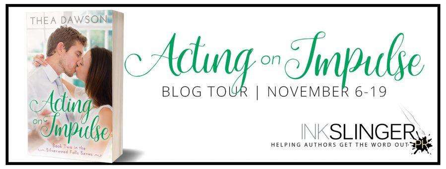 ACTING ON IMPULSE Blog Tour