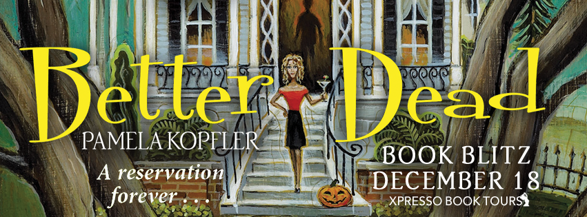BETTER DEAD Book Blitz