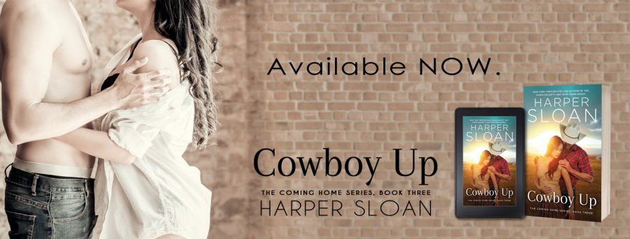 COWBOY UP Release Day