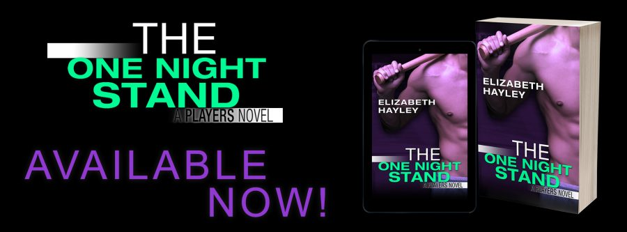 THE ONE NIGHT STAND Book Release