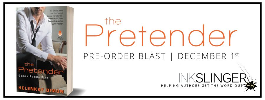 THE PRETENDER Pre-Order Blast