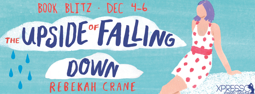 THE UPSIDE OF FALLING DOWN Book Blitz