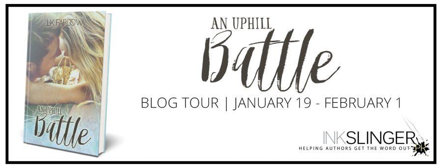 AN UPHILL BATTLE Blog Tour
