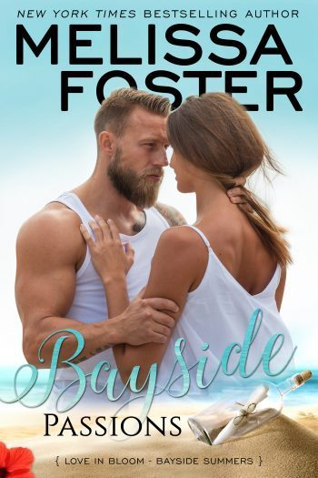 BAYSIDE PASSIONS (Bayside Summers #2) by Melissa Foster
