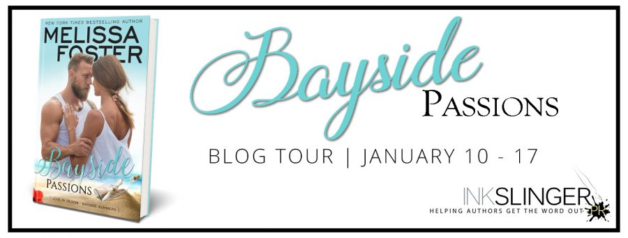 BAYSIDE PASSIONS Blog Tour